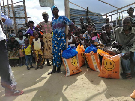 Mozambique flood appeal relief 450